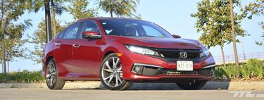 Honda Civic 2019, a prueba: un compacto equilibrado y apto para todos los gustos