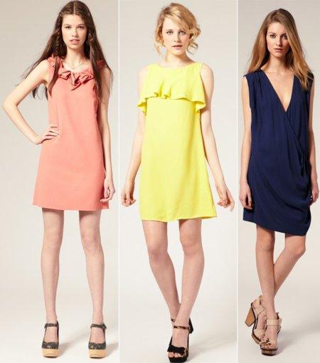 Asos vestido fiesta 2011