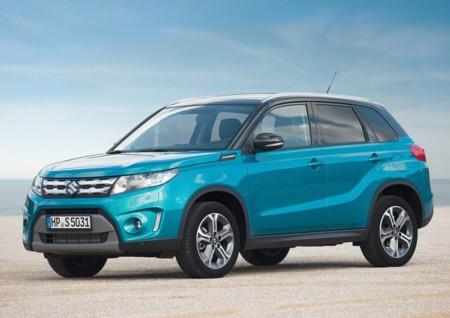 Suzuki Vitara: Precios, versiones y equipamiento en México