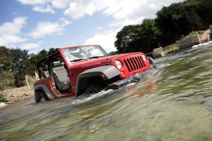 El nuevo Jeep Wrangler ya está a la venta