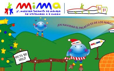 III Muestra Infantil de Málaga, MIMA 2006
