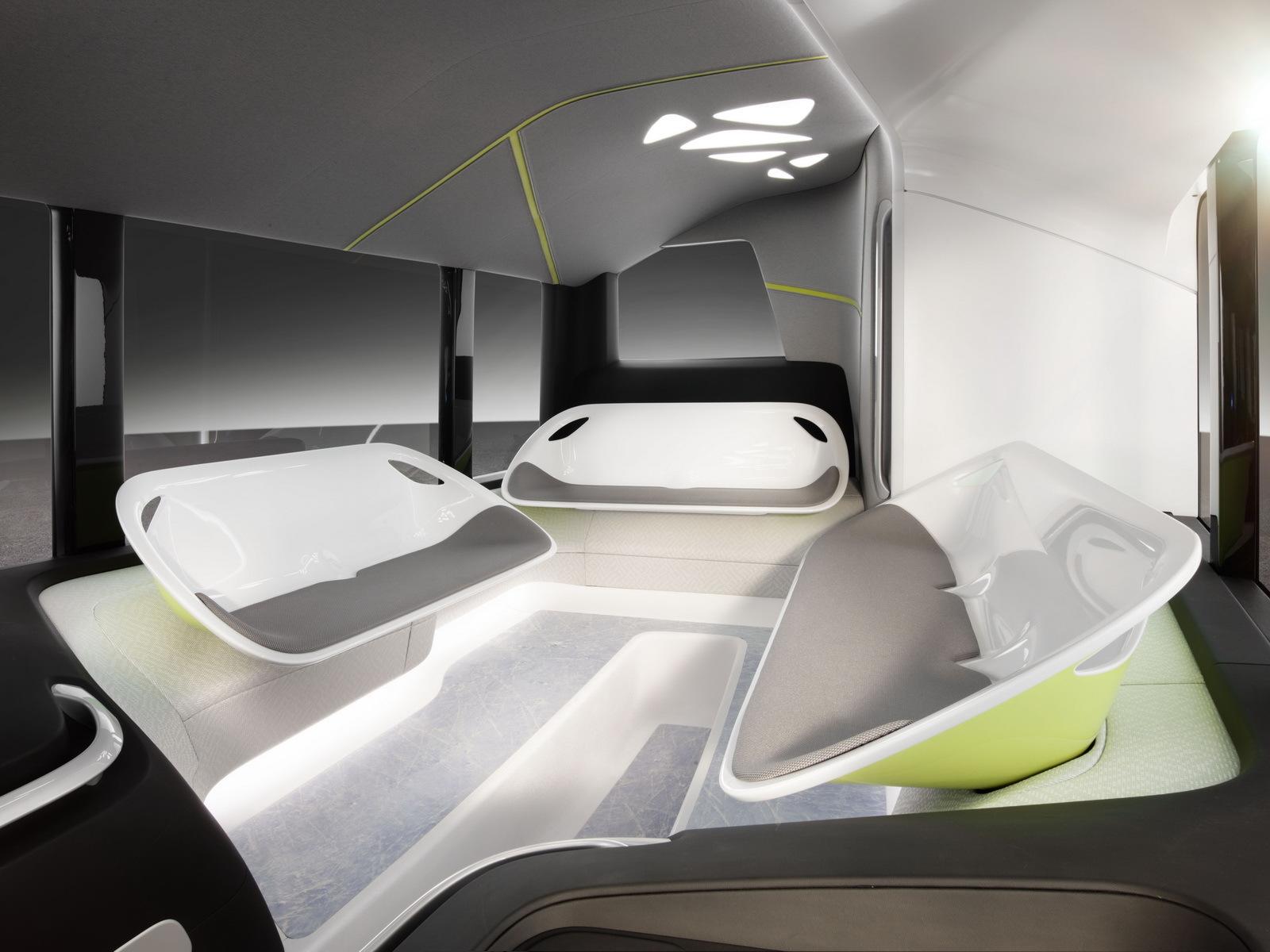 Foto de Mercedes-Benz Future Bus (33/36)