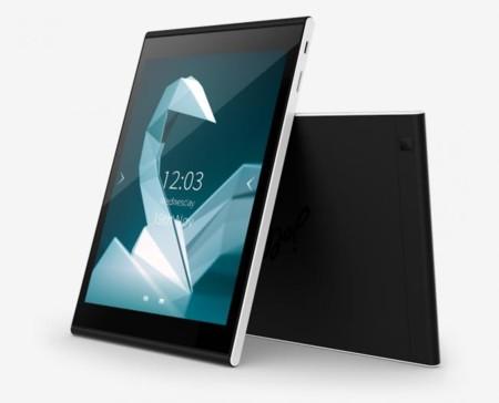 Jolla busca el apoyo de sus seguidores para crear su primera tablet