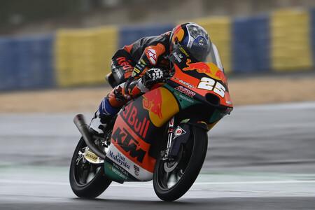 Raul Fernandez Francia Moto3 2020