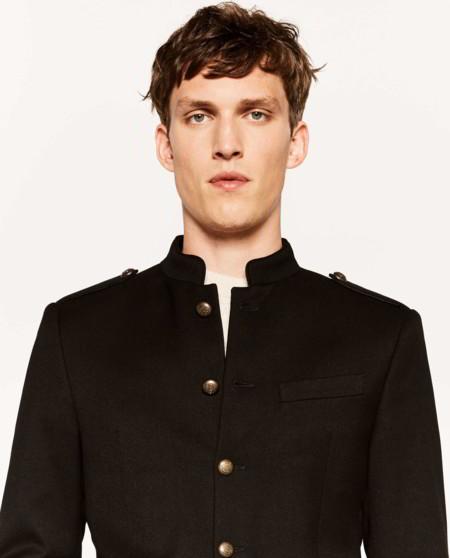 ¿Nos enlistamos en Zara? Sus looks militares son la armadura perfecta para la temporada