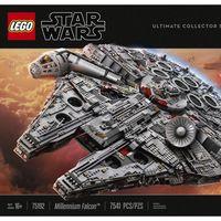 Halcón Milenario de Lego Star Wars con un 30% de descuento en El Corte Inglés