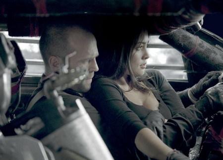 'Death Race. La carrera de la muerte', la película moribunda