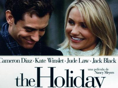 Cine en el salón: 'The Holiday (Vacaciones)', tú a Surrey y yo a L.A