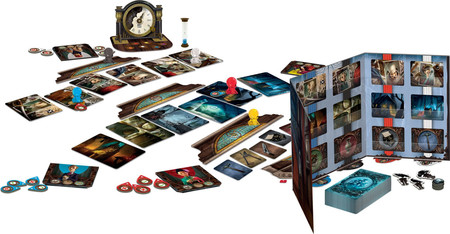 Mysterium Pieces