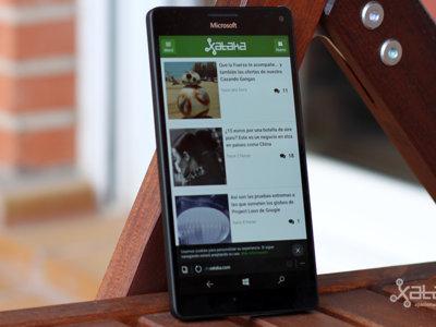 Una nueva Build para Windows 10 Mobile llegará esta semana y para PC la semana que viene