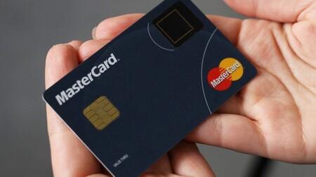 Tarjeta Mastercard Sensor Huellas Autenticacion Biometrica