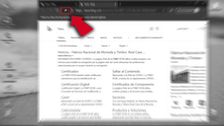 El modo compatible con Internet Explorer en el nuevo Edge también está presente y así puedes usarlo