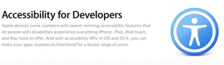 Accesibilidad para desarrolladores