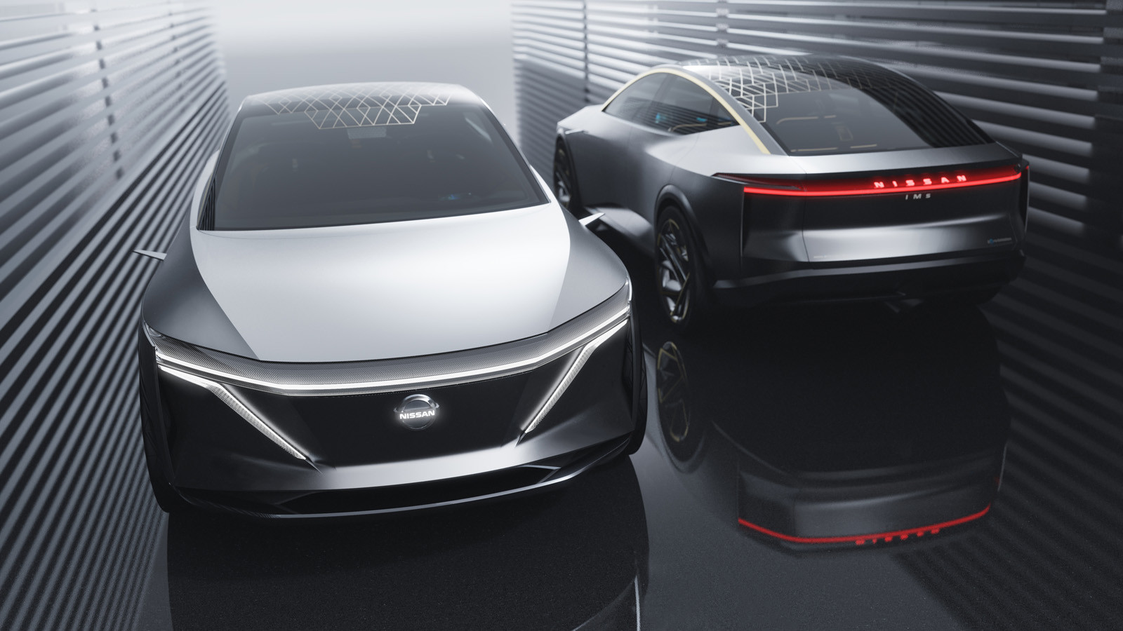 Foto de Nissan IMs EV Sports Sedan concept (7/31)