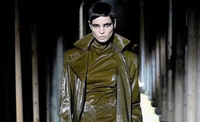 Maquillaje de Pasarela: Thierry Mugler en la Paris Fashion Week
