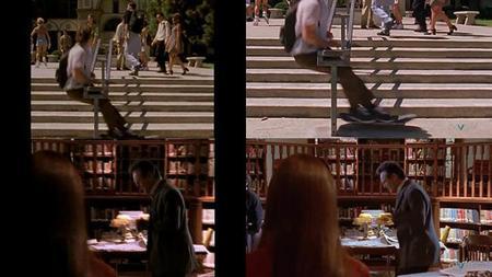 Buffy comparativa SD y HD