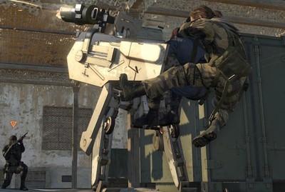 Snake quiere un trozo del pastel de Call of Duty y lo demuestra con el tráiler de Metal Gear Online