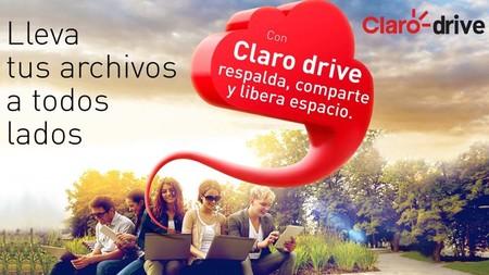 Claro drive: 10GB de almacenamiento gratis en la nube… si eres usuario de Telcel y Telmex