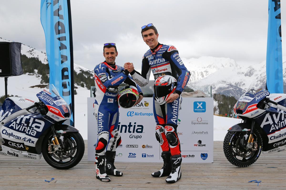 Foto de Avintia Racing MotoGP 2016 Grandvalira (11/18)