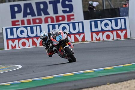 Schrotter Francia Moto2 2020