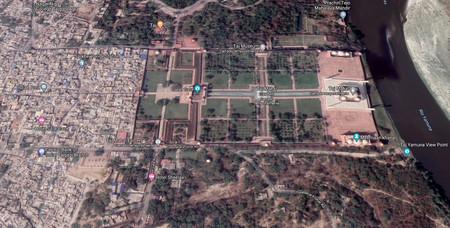 Taj Mahal Google