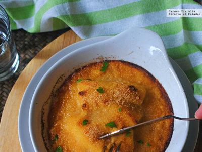 Si buscas una manera distinta de preparar el bacalao, prueba esta receta de bacalao con manzana. ¡Te sorprenderá!
