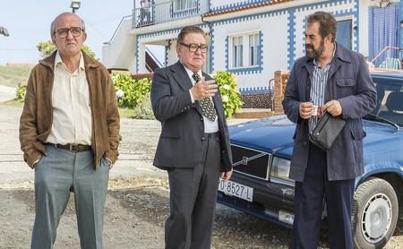 """""""El público no se lo creería si les contásemos todo"""": Carlos Blanco y Antonio Durán, actores de 'Fariña'"""