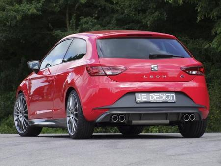 JE Design SEAT León SC