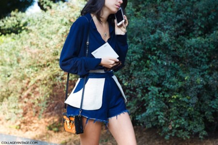 Leandra Medine Pfw Paris Fashion Week Street Style Louis Vuitton Collage Vintage 5