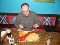 Restaurant XXXL en Alemania
