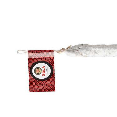 Alerta alimentaria: retiran varios lotes de fuet de la empresa Embutidos Sola, vendidos en España, por contener Salmonella
