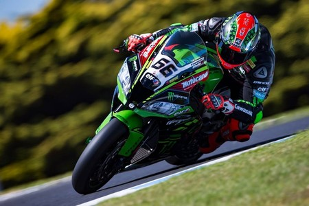 Tom Sykes Phillip Island 2018