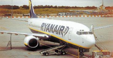 Cuatro aviones de Ryanair alcanzados por rayos en el norte de España