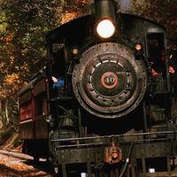 Este tren embrujado consigue lo que ya no hace el de la bruja: que pases un Halloween de miedo sobre ruedas