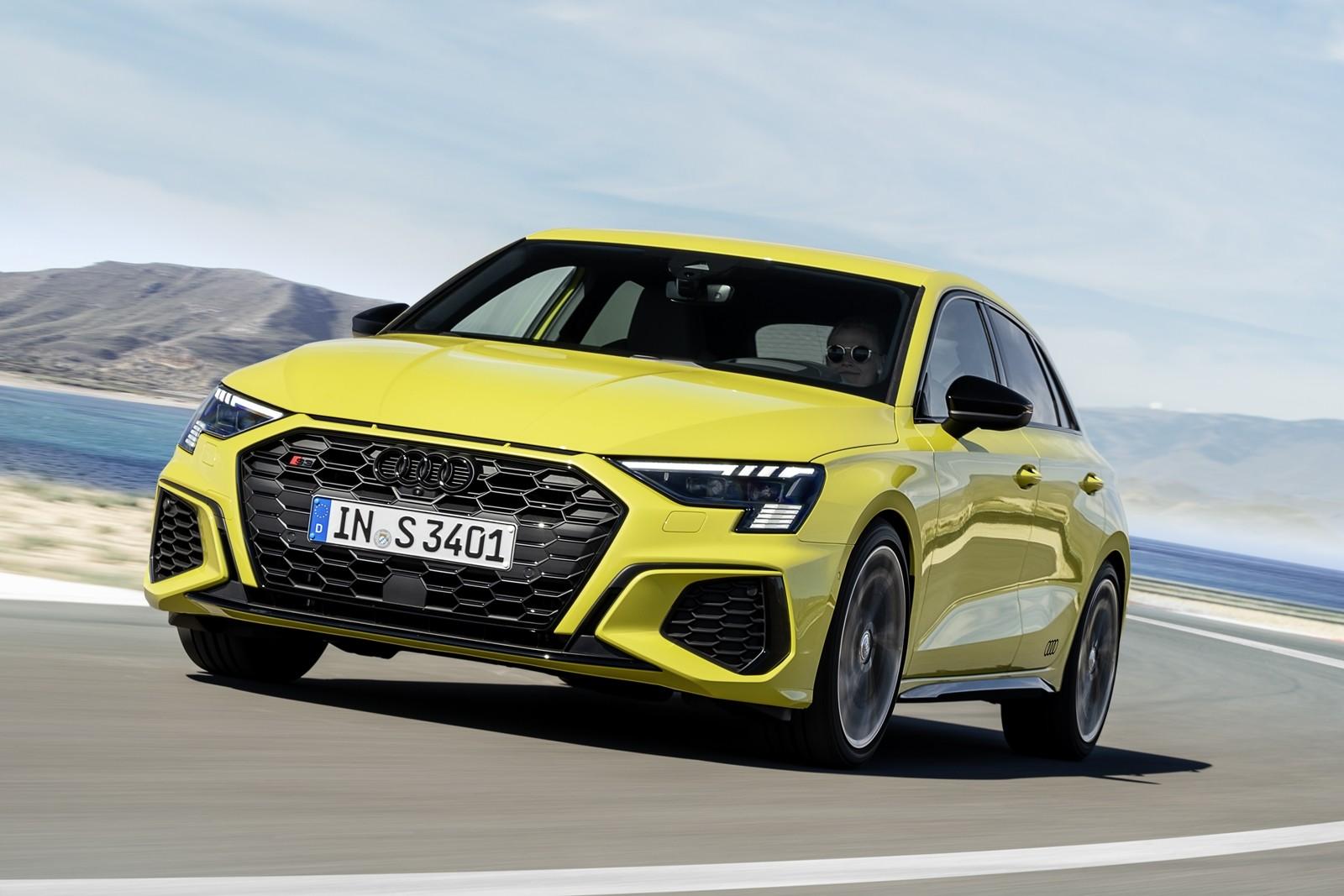 Foto de Audi S3 2020 (35/54)