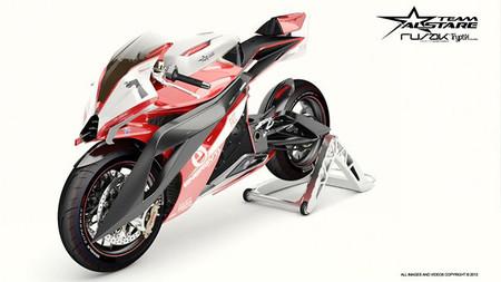 Alstare Concept Superbike, el prototipo del equipo Alstare