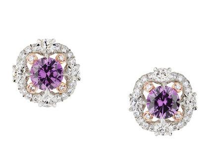 Marie Sapphire Earrings