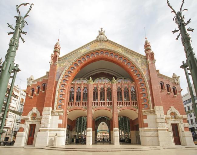 El Mercado de Colón de Valencia cumple 100 años