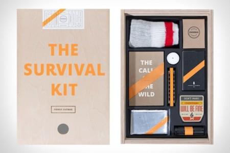 ¿Qué 10 cosas meterías en un kit de supervivencia? Agency Survival Kits te lo pone fácil