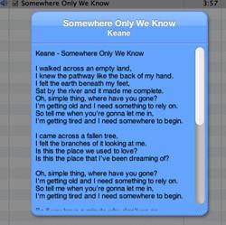 Harmonic: Un widget sencillo y eficiente para obtener letras de canciones