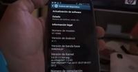 Samsung Galaxy S III prueba su ROM oficial de Jelly Bean
