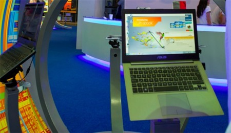 Intel Computex 2012 Ultrabook