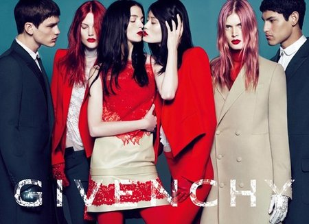 Polémica fácil en la campaña Otoño-Invierno 2010/2011 de Givenchy