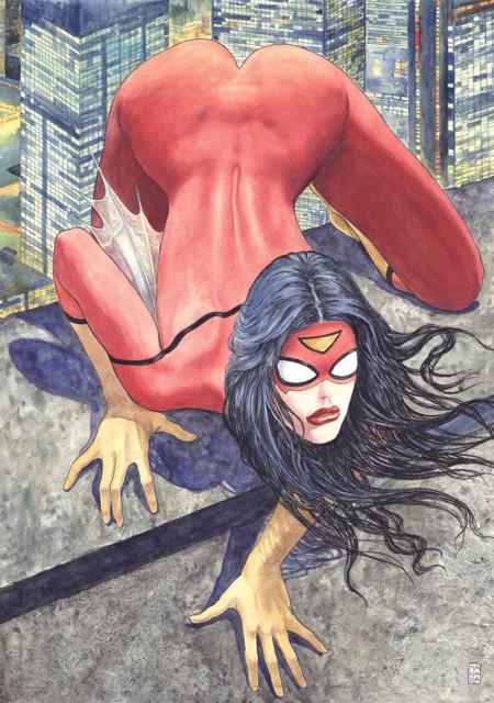 Spiderwoman001