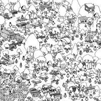 'Hidden Folks': un juego totalmente dibujado a mano ideal para los amantes de 'Dónde está Wally'
