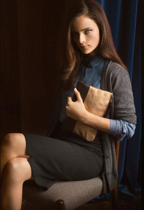 Foto de Massimo Dutti colección diciembre Otoño-Invierno 2011/2012 (9/11)