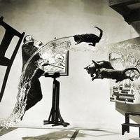 Así hizo Philippe Halsman el retrato que capturó la esencia de Salvador Dalí mucho antes de Photoshop