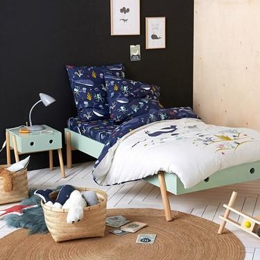 Los pequeños se merecen una actualización y puesta a punto de sus dormitorios y La Redoute nos lo pone fácil con sus descuentos del 40%