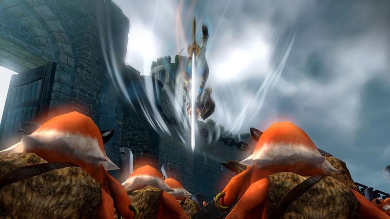 Foto de Nuevas imágenes de Hyrule Warriors (17/26)