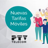 PTV Telecom aumenta gratis sus gigas y repite promoción con doble de gigas para siempre
